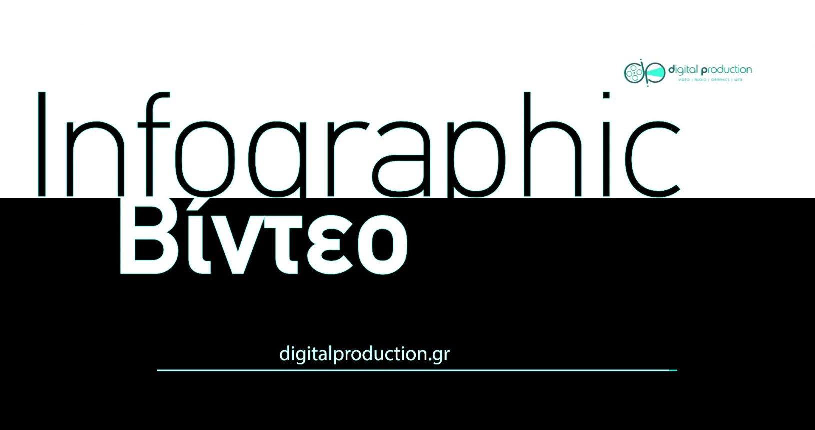 Δημιουργία infographic βίντεο | Digital Production